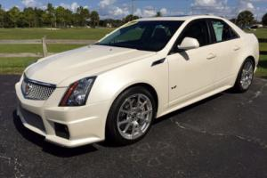 2013 Cadillac CTS 4dr Sedan W/Navigation and 1SV Package