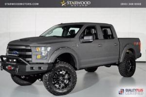 2016 Ford F-150 STRIKER 4x4 4WD Lifted