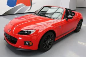 2015 Mazda MX-5 Miata CLUB CONVERTIBLE HARD TOP AUTO