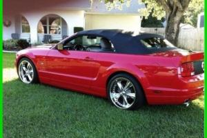 2007 Ford Mustang GT Premium Chip Foose Stallion Edition