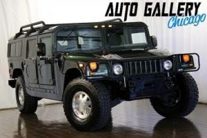 2000 Hummer H1 Wagon Photo