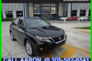 2010 Lexus RX WE SHIP, WE EXPORT, WE FINANCE