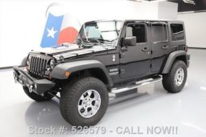 2011 Jeep Wrangler SPORT 4X4 6-SPEED HD BUMPER