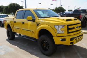 2016 Ford F-150 502A Lariat Tonka Shelby Supercharger