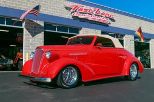 1937 Chevrolet Street Rod Over $150k Invested