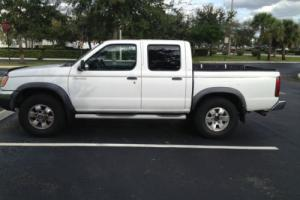 2000 Nissan Frontier Photo