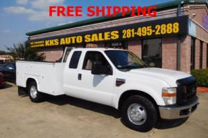 2008 Ford F-350 2WD SUPER CAB DIESEL ,JUST 52 K Photo