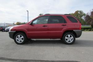 2006 Kia Sportage 4dr LX I4 Manual