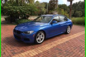 2013 BMW 3-Series M SPORT  LOW RESERVE