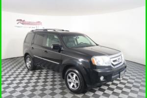 2010 Honda Pilot Touring 4WD 3.5L V6 Engine SUV Clean Carfax