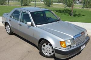 1993 Mercedes-Benz 500-Series 500E 4dr Sedan