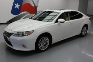 2013 Lexus ES 350 CLIMATE SEATS SUNROOF NAV REAR CAM