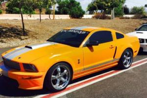 2008 Ford Mustang GT-C
