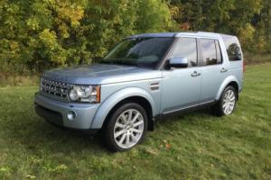 2011 Land Rover LR4 WARRANTY