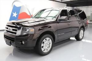 2013 Ford Expedition LTD 4X4 HTD SEATS SUNROOF NAV