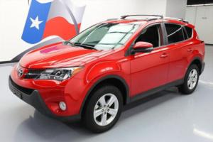 2014 Toyota RAV4 XLE SUNROOF NAVIGATION REAR CAM