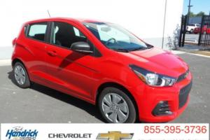 2017 Chevrolet Spark 5dr Hatchback CVT LS Photo