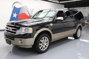 2013 Ford Expedition EL KING RANCH 4X4 NAV 20'S