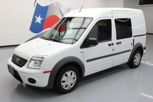 2013 Ford Transit Connect XLT CARGO PARTITION