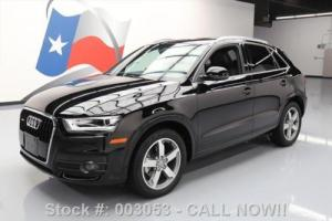 2015 Audi Other Q3 2.0T PREMIUM PLUS AWD PANO SUNROOF