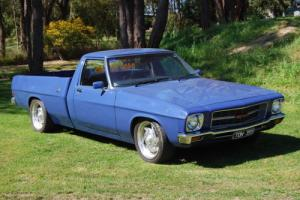 HOLDEN HZ 1 TONNER, TUB REAR, IRS SUSPENSION, INJECTED 308 4 SPEED AUTO. CLEAN.