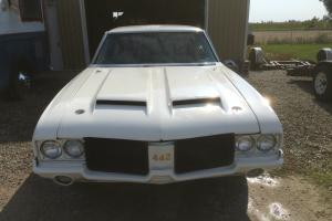 1972 Oldsmobile Cutlass 442 | eBay Photo