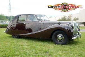 1952 Other Makes Daimler Empress  Saloon DB 18