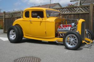 1932 Ford Model B Coupe 5 Window Coupe