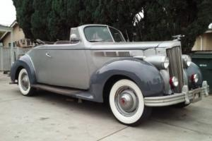 1938 Packard Convertible Coupe