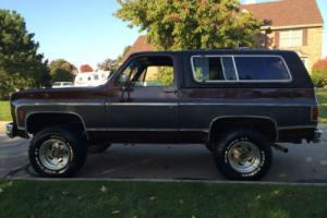 1977 GMC Jimmy Photo