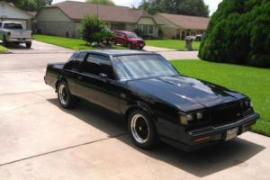 1985 Buick Grand National Regal Photo