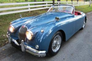 1959 Jaguar XK XK150 'S', Roadster, Manual Overdrive