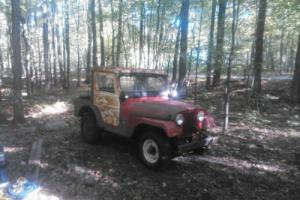 1965 Jeep CJ5 CJ5 V6 Kaiser Willys Jeep