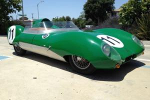 1963 Replica/Kit Makes Lotus Eleven
