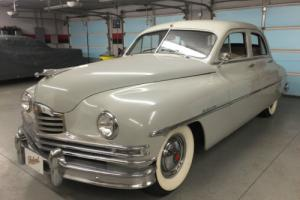 1950 Packard Deluxe Eight Automatic Deluxe Eight