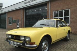1970 Peugeot 504 Coupé coupé pininfarina Photo