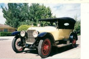 1920 Stutz H 6/7 Touring Photo