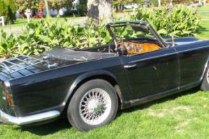 1966 Triumph Other TR4A