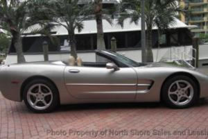 2000 Chevrolet Corvette Stunning Low Mile Corvette Convertible Photo