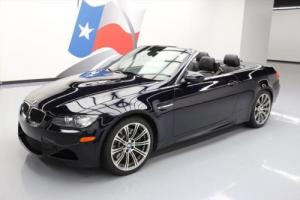 2010 BMW M3 2DR CONVERTIBLE HARD TOP NAV (MDCT)