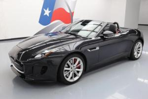 2014 Jaguar F-Type S CONVERTIBLE SUPERCHARGED NAV