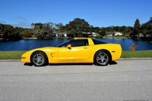 2001 Chevrolet Corvette Base 2dr Coupe