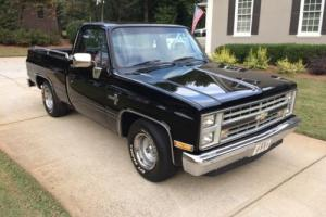 1987 Chevrolet Other Pickups C10