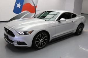 2015 Ford Mustang ECOBOOST FASTBACK REARVIEW CAM