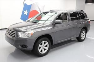 2010 Toyota Highlander AWD 7-PASS ALLOYS CD AUDIO