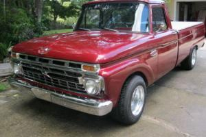 1966 Ford F-100 Long Bed