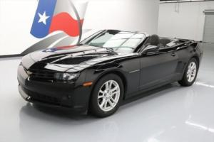 2014 Chevrolet Camaro LT CONVERTIBLE SOFT TOP REAR CAM Photo