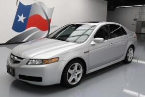 2006 Acura TL SEDAN AUTOMATIC HTD LEATHER NAVIGATION