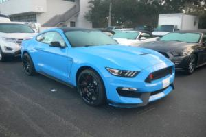 2017 Ford Mustang SHELBY GT350R GRABBER BLUE
