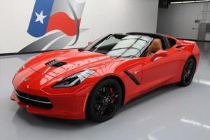 2014 Chevrolet Corvette STINGRAY Z51 2LT AUTO NAV HUD